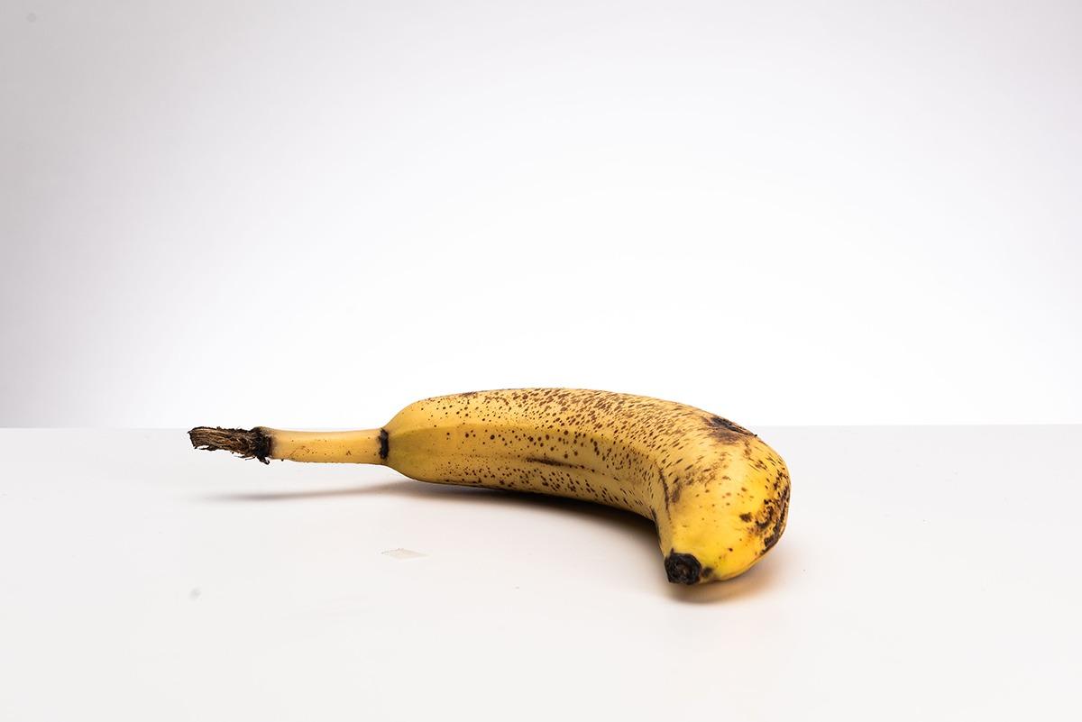 Detailfoto Banane