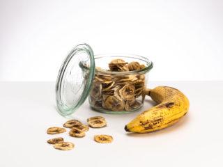Produktlinie auf Basis überschüssiger Bananen