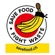 Logo Save Food Fight Waste