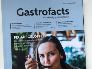 Upcycling im Foodbereich: Gastrofacts hat nachgefragt