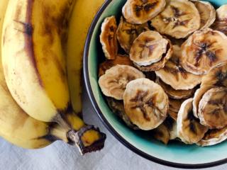 Rezept: Bananen-Snack