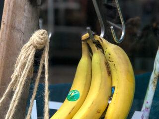 Bananen: Lieber mit Mass als in Massen